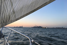 Sail Sunset, New York City, United States