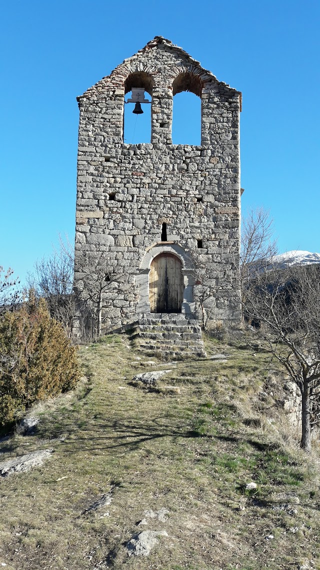 Sant Juliá de Pedra