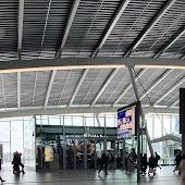 Железнодорожная станция  Utrecht Centraal