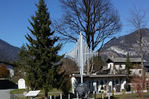 Museumsfriedhof Tirol, Kramsach, Austria