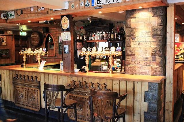 The Drunk rabbit - Irish Pub