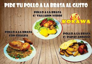 KOKAWA - Pollos a la Brasa y Extras 8