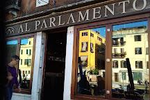 Al Parlamento, Venice, Italy