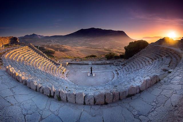 Zona Archeologica di Segesta