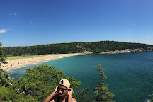 Sand Beach, Acadia National Park, United States
