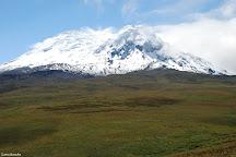 Volcan Antisana, Quito, Ecuador