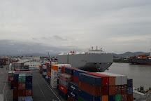 Porto de Itajai, Itajai, Brazil