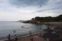Playa El Portitxol, L'Escala, Spain