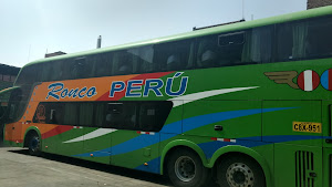 Transport Ronco Peru 3