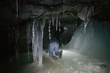 Lofthellir Lava Cave, Lake Myvatn, Iceland