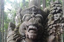 Sangeh Monkey Forest, Sangeh, Indonesia