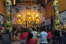 Phat Tich Temple, Vientiane, Laos