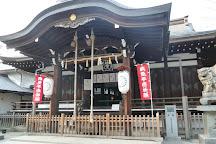 Miyukimori Tenjingu Shrine, Osaka, Japan