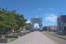 Arc of Nossa Senhora de Fatima, Sobral, Brazil