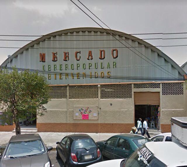 MERCADO OBRERO POPULAR