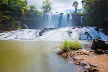 Bousra Waterfall, Sen Monorom, Cambodia