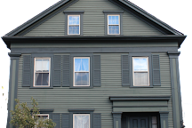 Lizzie Borden House, Fall River, United States