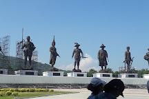 Ratchapak Park, Hua Hin, Thailand