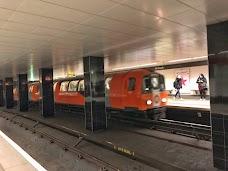 St Enoch SPT Subway Station glasgow