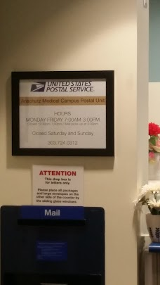 US Post Office denver USA