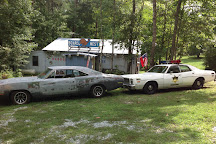 Dukes of Hazzard museum, Rougemont, United States