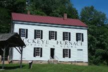 Buckeye Furnace State Memorial, Wellston, United States