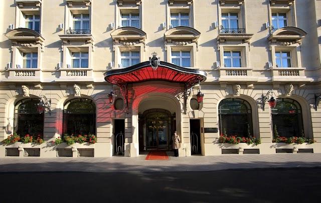 Hotel Le Royal Monceau - Raffles Paris
