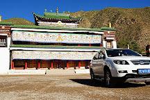Labrang Monastery (Labuleng Si), Xiahe County, China