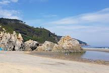 Playa de Otur, Luarca, Spain