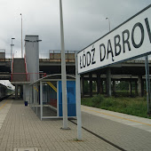 Железнодорожная станция  Lodz Dabrowa