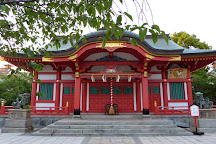 Tosainari Shrine, Osaka, Japan