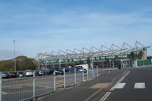 Plymouth Argyle Home Park Football Stadium, Plymouth, United Kingdom