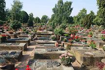 Johannisfriedhof Nurnberg, Nuremberg, Germany