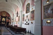 Bazylika i Klasztor Franciszkanow, Krakow, Poland
