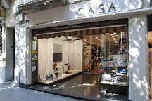 Casa Rusca, Barcelona, Spain