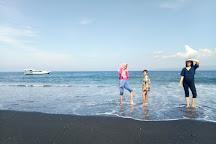 Kusamba Beach, Padangbai, Indonesia
