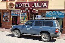 Plaza Arce, Uyuni, Bolivia