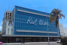 Karl Marx Theatre, Havana, Cuba