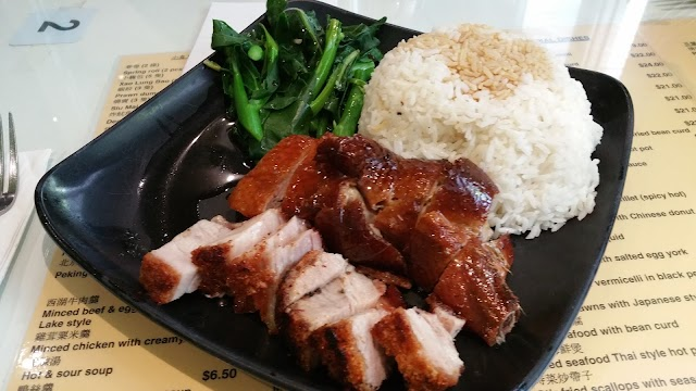 Pacific BBQ Cafe