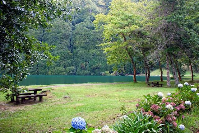 Garden of the Blue Lagoon, Seven Cities