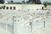 Holyland Model, Jerusalem, Israel