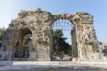 Anavarza Ruins, Adana, Turkey