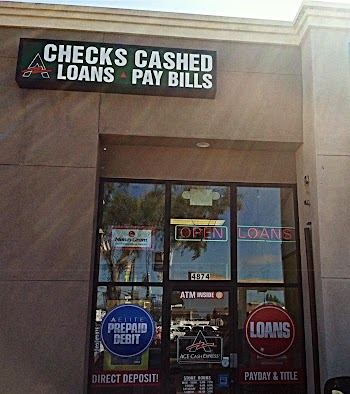ACE Cash Express Payday Loans Picture