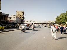 Quaidabad Bus Stop karachi