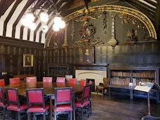 Chetham's Library manchester