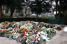 Auschwitz Monument, Amsterdam, The Netherlands
