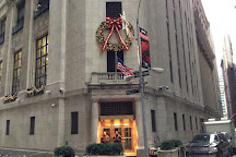 Federal Reserve Bank of New York, New York City, United States