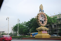Democracy Monument, Bangkok, Thailand