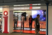 Hong Kong Tourism Board, Hong Kong Island  Visitor Centre, Hong Kong, China