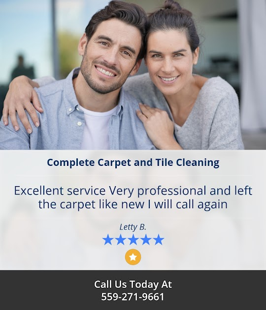 Fresno Carpet Cleaning Review
